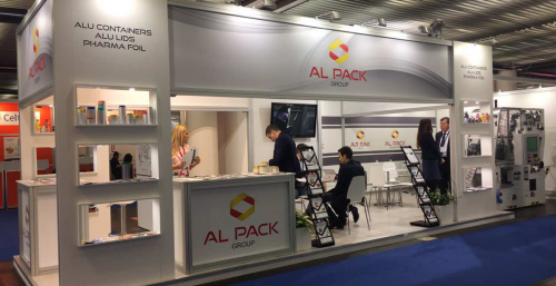 Taking part in INTERPACK, May 4th – 10th 2017