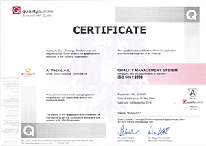 Standard - ISO9001