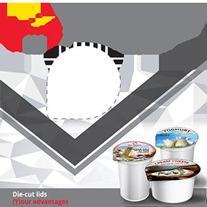 Al Pack flajer mlečni proizvodi