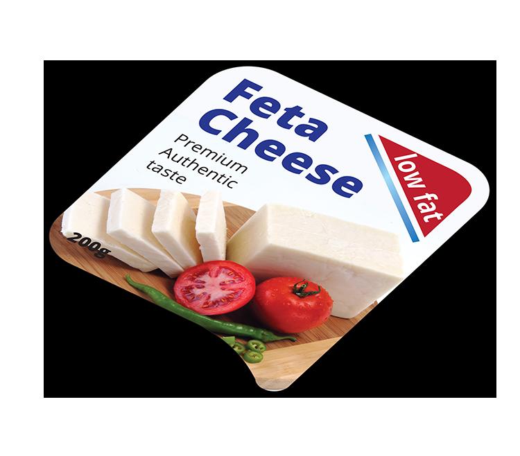 Lids - Feta cheese