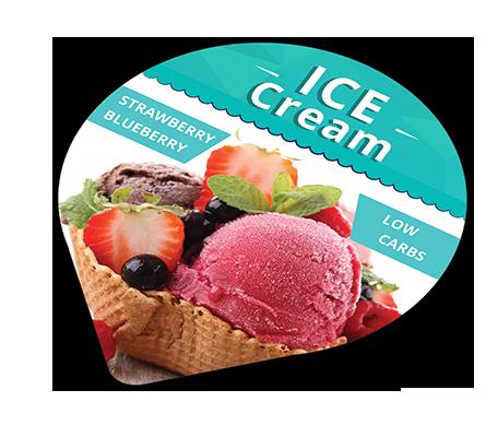 Lids - Ice Cream