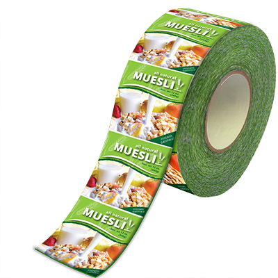 Labels - Muesli - Muesli