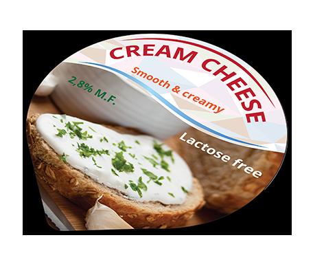 Lids - Cream cheese