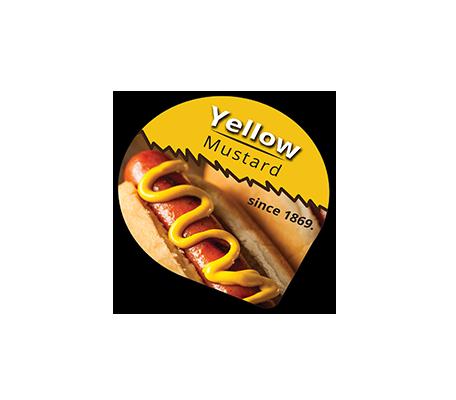 Lids - Mustard