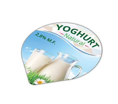 Lids - Yogurt